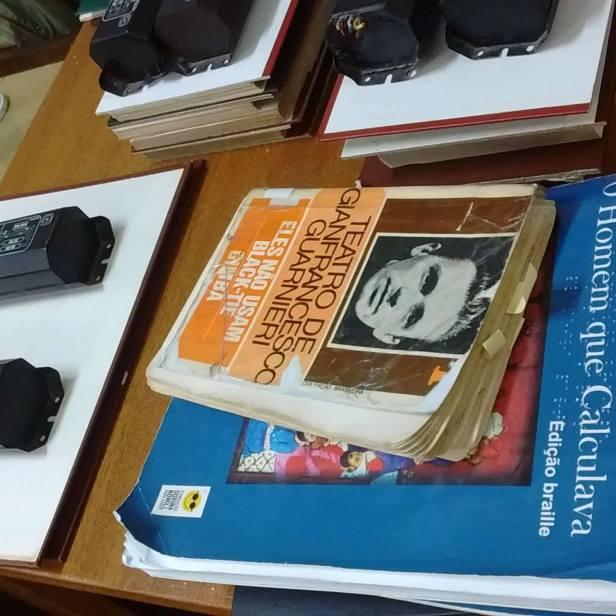 Restauro de livros